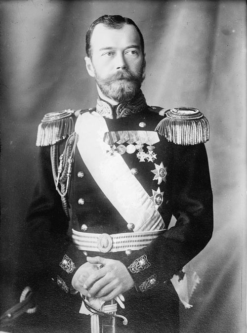 биография Николай II (Император Всероссийский)