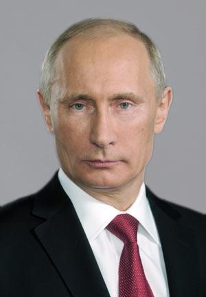 биография Путин Владимир Владимирович